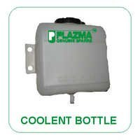Coolant Tank With Cap Green Tractors