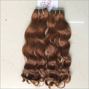 Wavy Hair Colored Extension