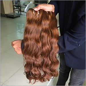 Curly Colored Hair Extension