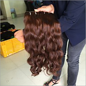 Coloured Kinky Hair Extension