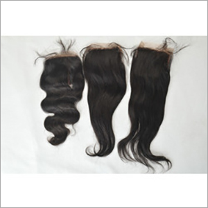 Virgin Silk Closure Hair