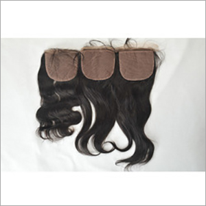Virgin Closure Human Hair