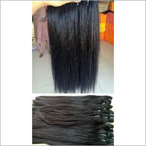 Silky Straight Hair Weave