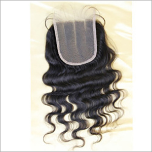 Closure Silk and Lace Human Hair