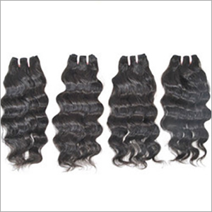 Wefted Malaysian Wave Hair
