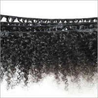 Weft Curly Hair Extensions