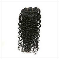 Indian Wefted Curly Hair