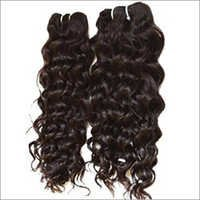 Wefted Indian Curly Hair
