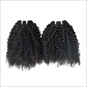 Weft Kinky Curly Hair