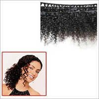 Wefted Curly Hair for Women