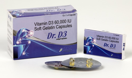 CHOLECALCIFEROL-IP-60000IU Capsule