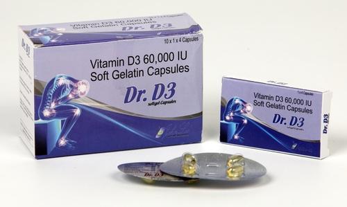 Soft Gelatin Capsules