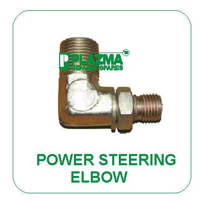 Power Steering Elbow John Deere