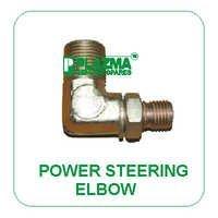 Power Steering Elbow Green Tractor