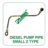 Diesel Pump Pipe Z Type John deere