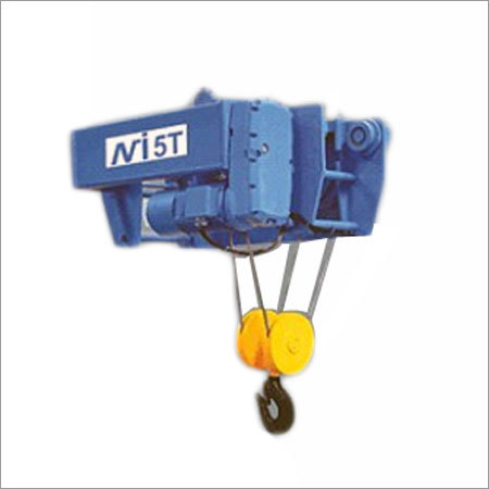 Portable Wire Rope Hoists