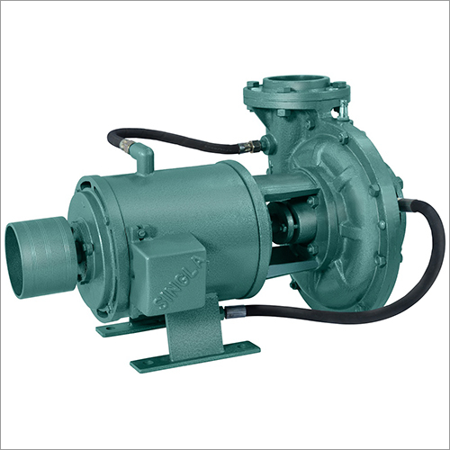 Water Cooled Centrifugal Monoblock Pumpset