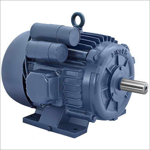 Single Phase Cast Iron Body AC Induction Motor