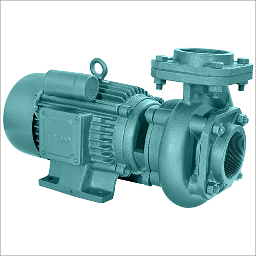 Single Phase Centrifugal Monoblock Pumpset