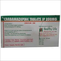 Carbamazepine Tablets IP 200 mg