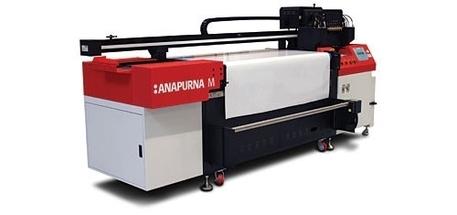 Anapurna Industrial Inkjet Printers