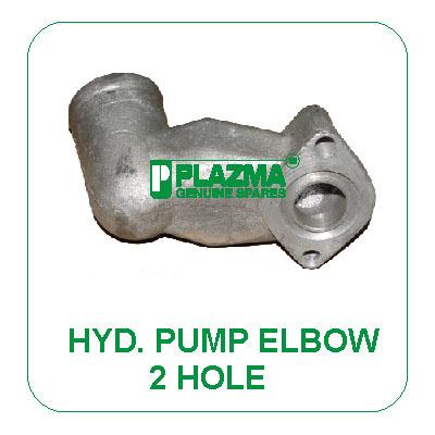 Hydraulic Pump Elbow Green Tractors