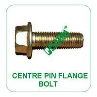 Center Pin Flange Bolt Green Tractors