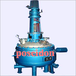 Electric Heating Glass Lined Reactor