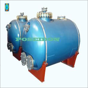 Glass Lined Distillation Tank