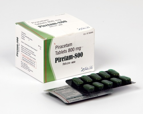 Piracetam 800 Mg Tablets