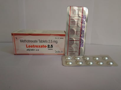 Methotrexate-2.50Mg Tablet