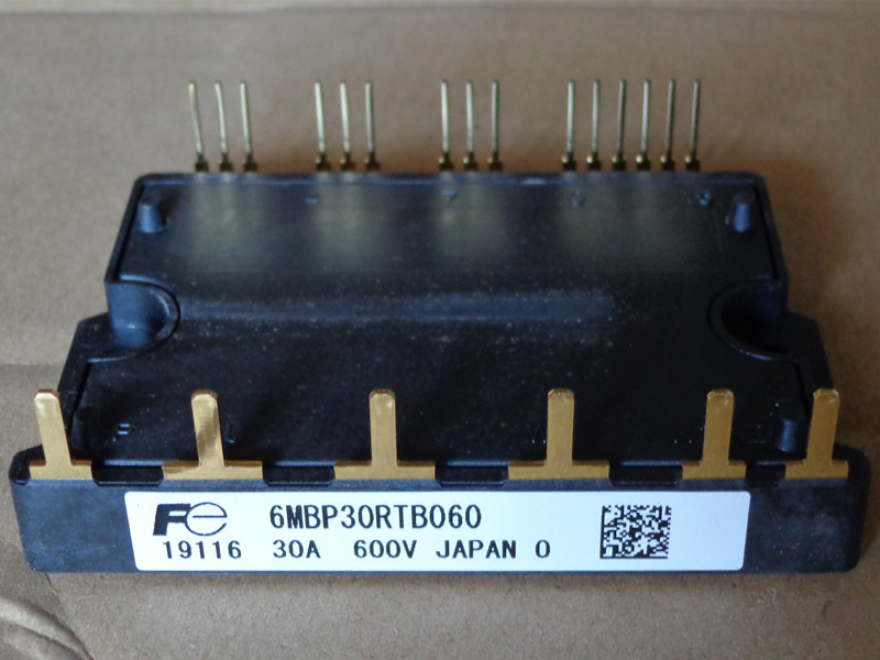 Recovery Rectifiers 6MBP30RTB060