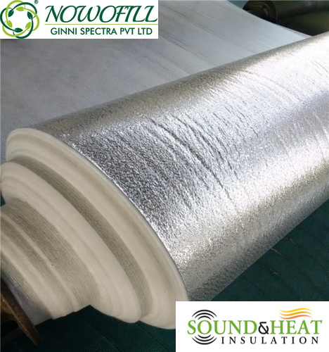 Foil Faced Insulation Roll