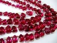 Ruby Plain Drops