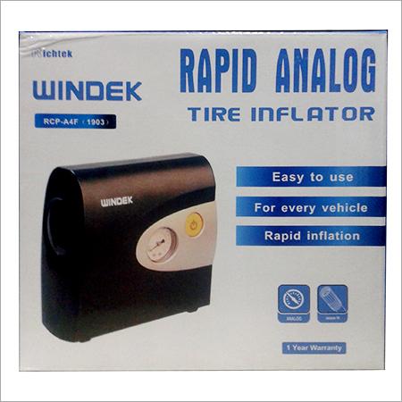 Rapid Analog Tire Inflator
