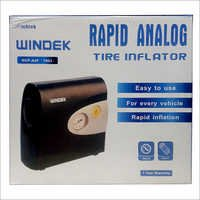 Rapid Analog Tire Inflator