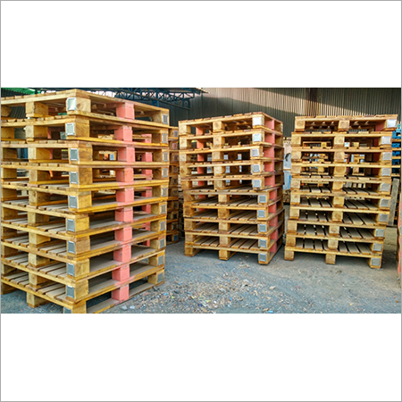 Heavy Duty Wood Pallet
