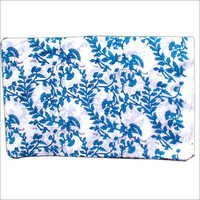 5 Yard Mughal Jaal Hand Block Printed Fabric