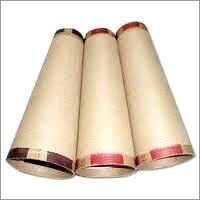 Half Solid Printed Paper Cones