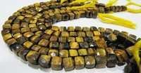 Tiger Eye Box Beads