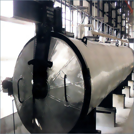 Steam Curing Autoclave