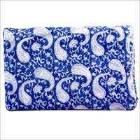 Blue Paisley 5 Yard Fabric