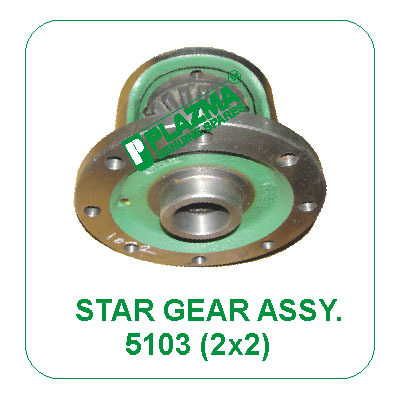 Star Wheel Gear Assembly 5103 2x2 John Deere