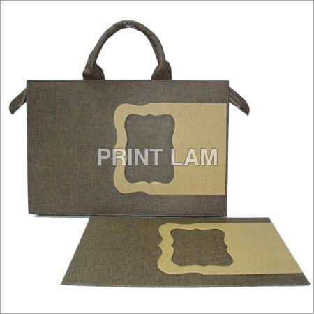 photo album bag and cover