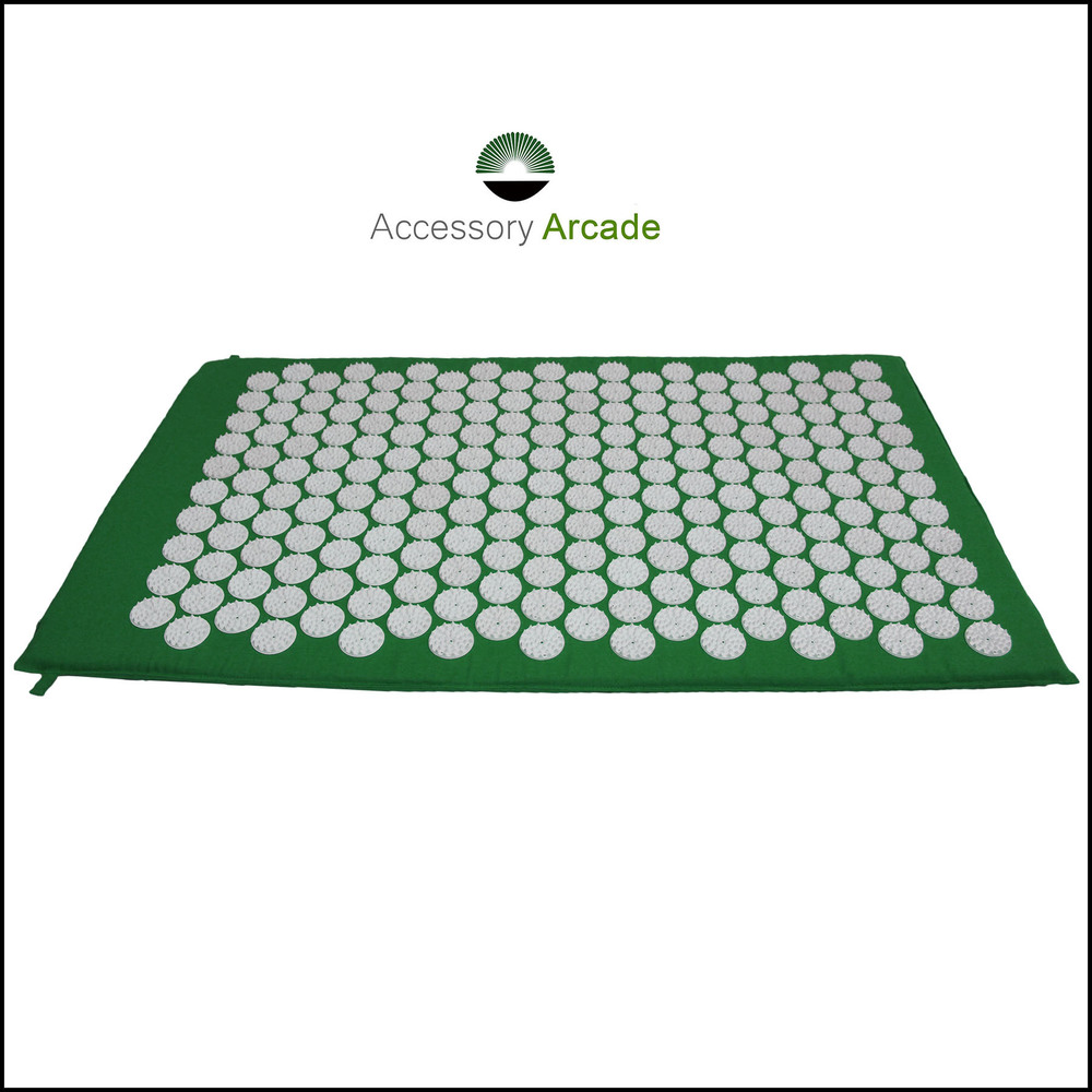 Acupressure Mat (Green-White)