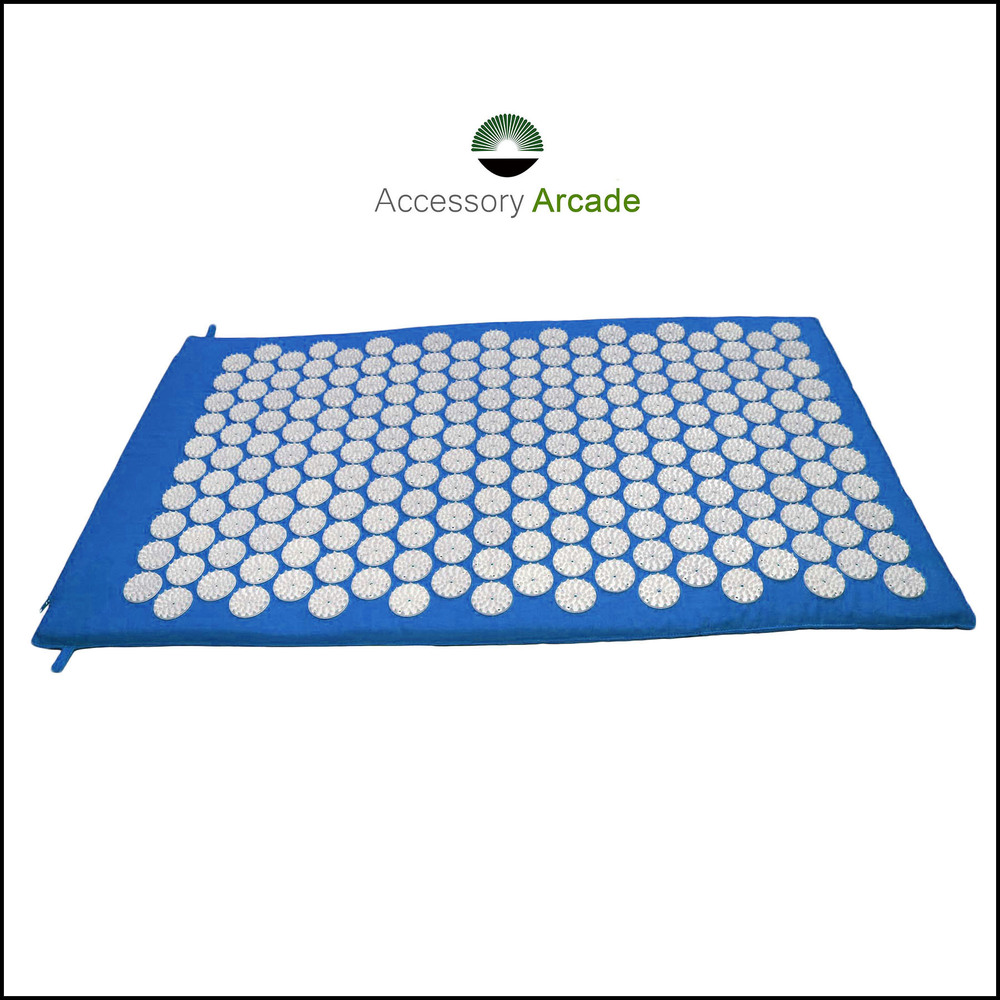 Acupressure Mat (R Blue-White)