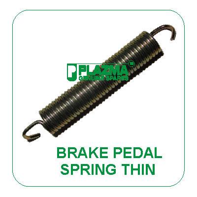 Brake Pedal Spring Thin John Deere