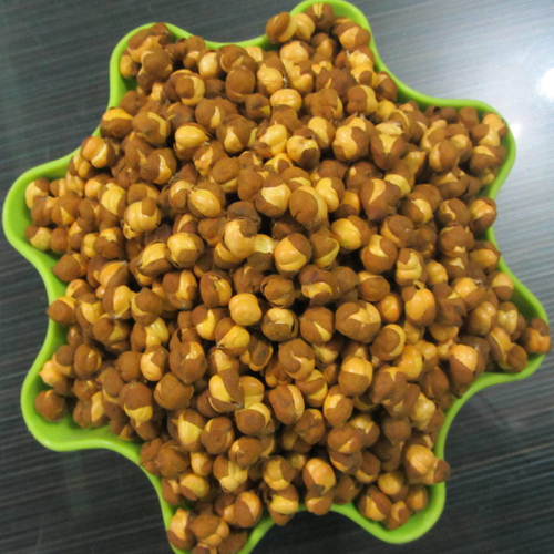 Dry Roasted Chana