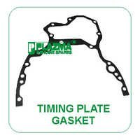 Gasket Timing Plate Spl. Green Tractors