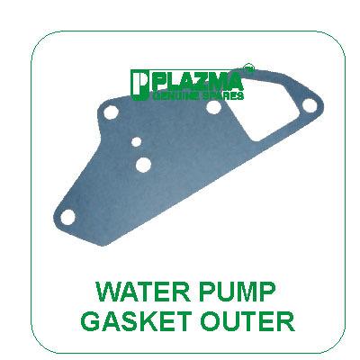 Gastket Water Pump Gun Type Green Tractor